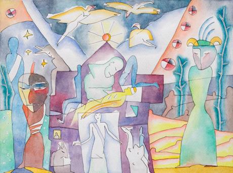 11. Trauer, zu Ikarus 2002