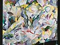 1_2 Morgenland 1997, 420 + 324 x 285 cm
