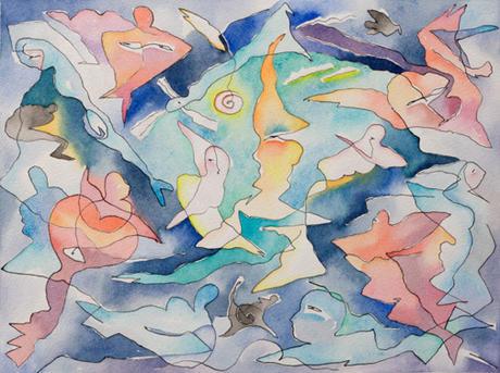 38. Im Wasser 2005