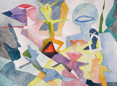 50. Vogel und Fisch 2005